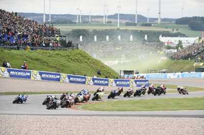 Kerasnya MotoGP Australia 2017