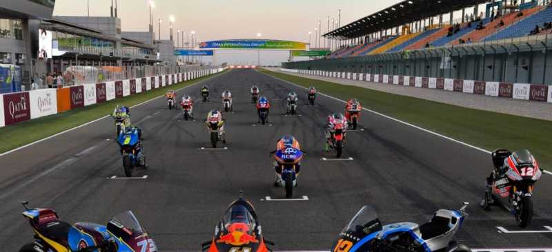 Tuban Terapkan Physical Distancing ala  Balapan MotoGP