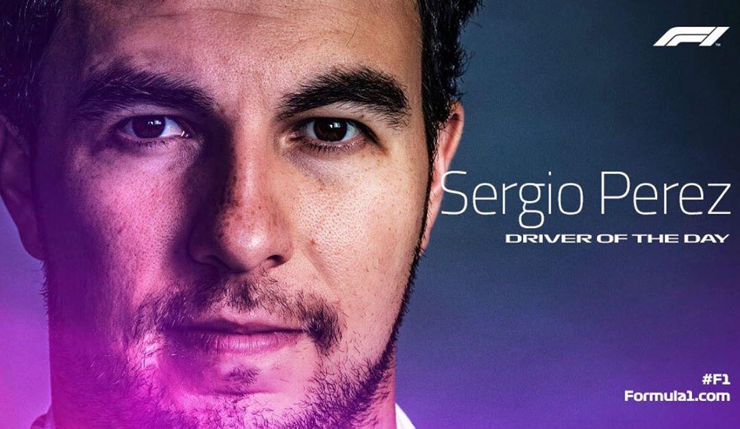 Pembalap F1 Sergio Perez Positif Covid-19