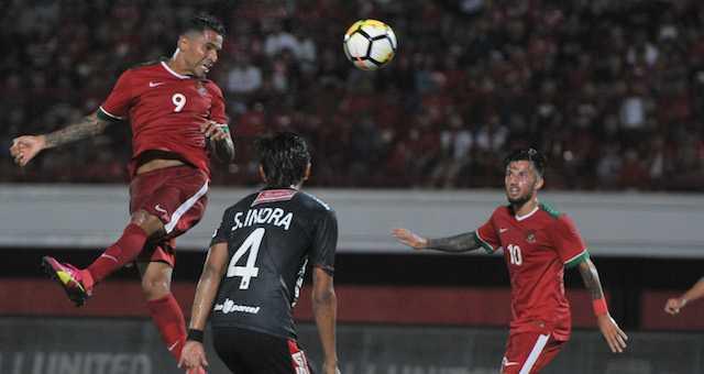 AFF Suzuki Cup 2018: Indonesia Kalah Lawan Singapura