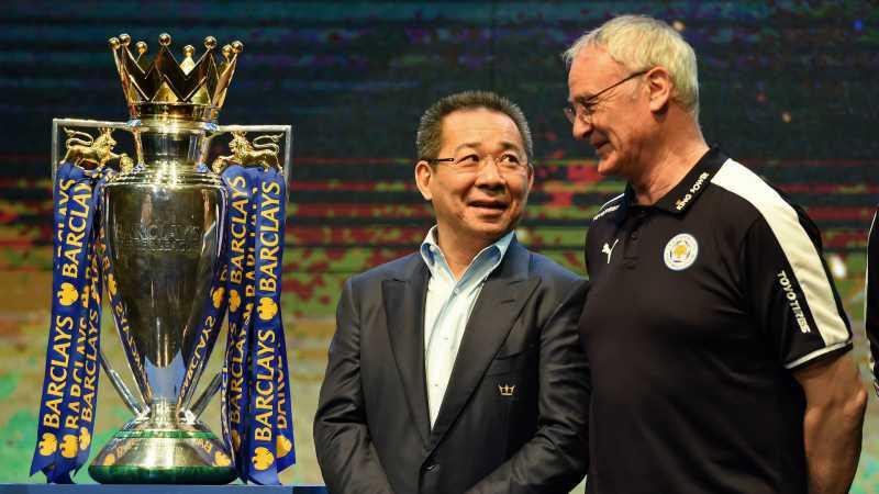 Pemilik Leicester City asal Thailand Dipastikan Tewas