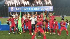 <i>Akutu Gak </i>Ngerti Timnas U-22 kok Tampil di Dahsyat