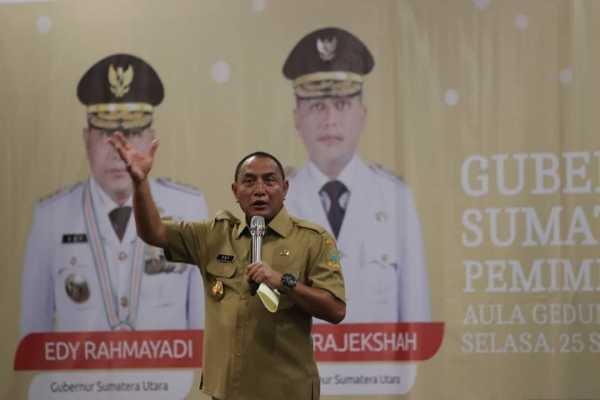 Edy Rahmayadi Mundur jadi Ketua PSSI, Netizen Suka Cita