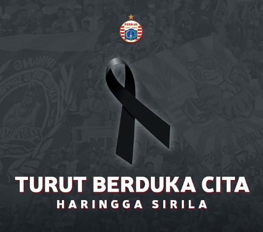 Belasungkawa #RIPHaringga Menggema di Twitter untuk Suporter Persija