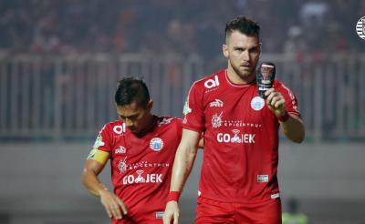 Jadwal Siaran Langsung Pekan Terakhir Persija dan PSM Makassar