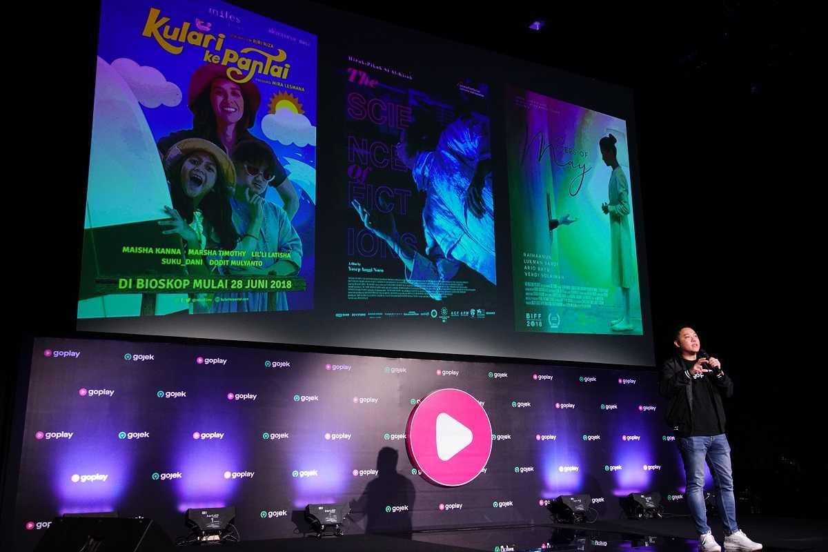 GoPlay Hadirkan Festival Film dan Serial Online, Hiburan di Rumah Aja