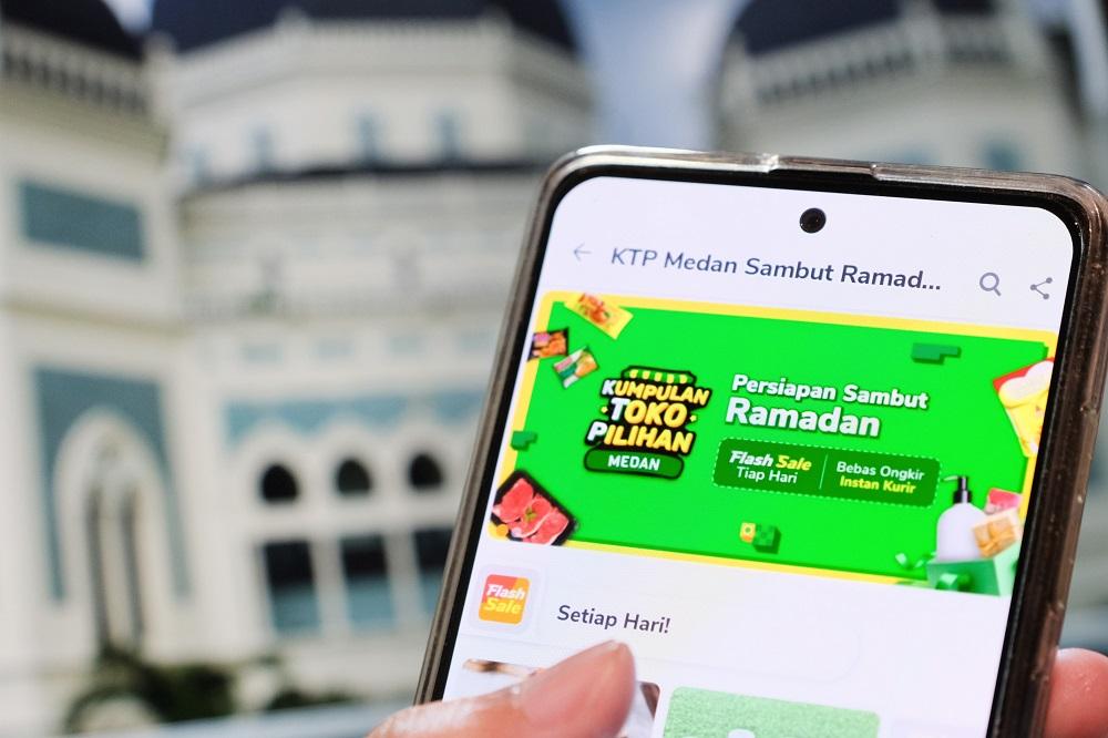 KTP Medan Tokopedia
