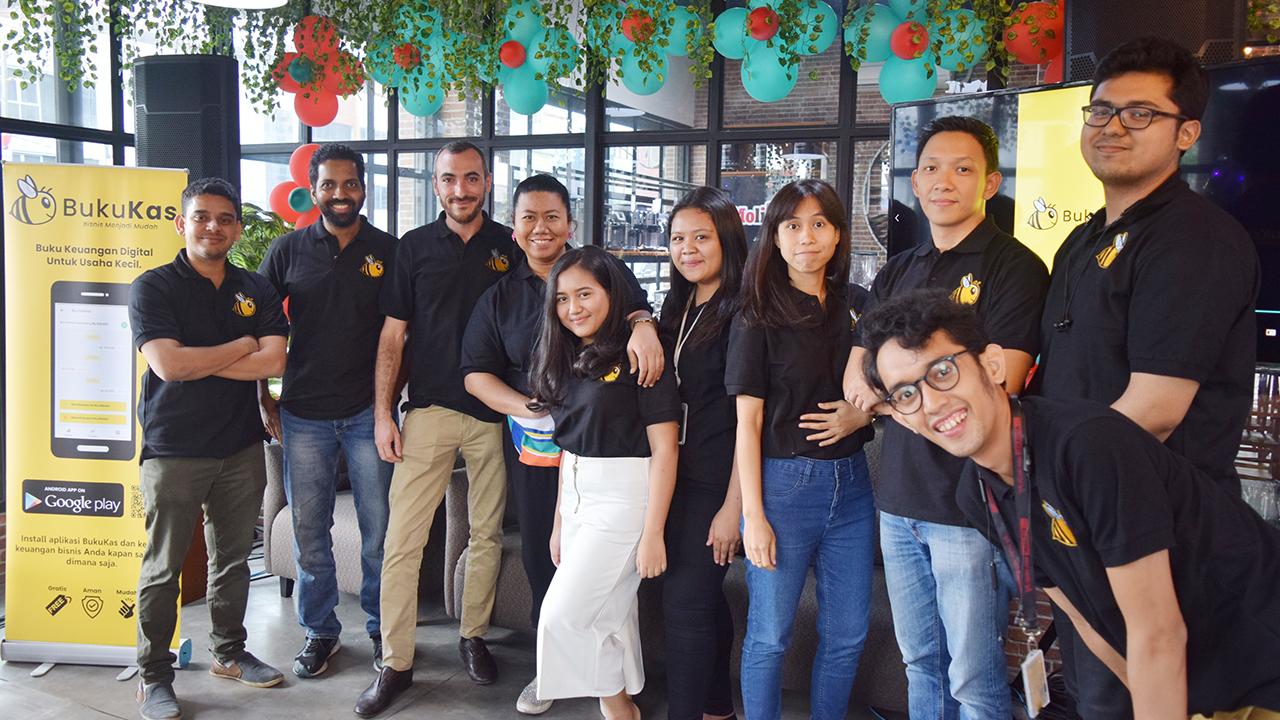 Photo 3 - BukuKas Team