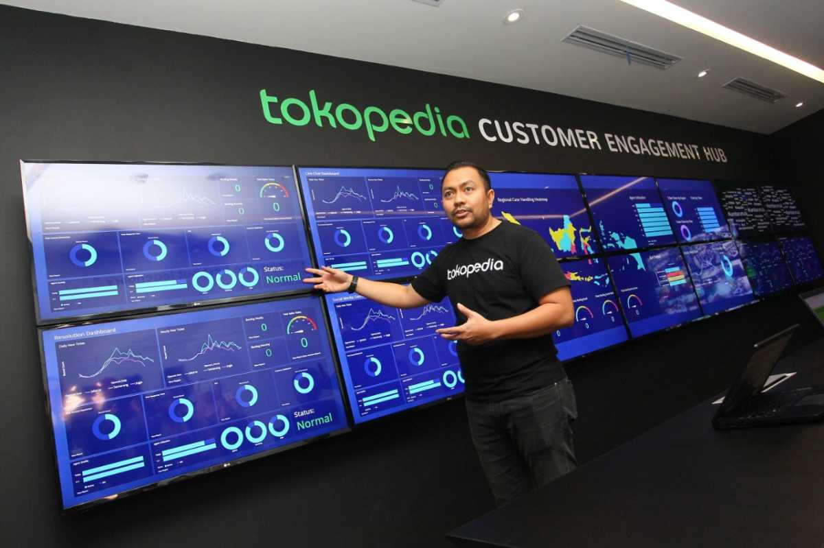 Tokopedia Care, Digital Customer Service yang Dipersenjatai Artificial Intelligence