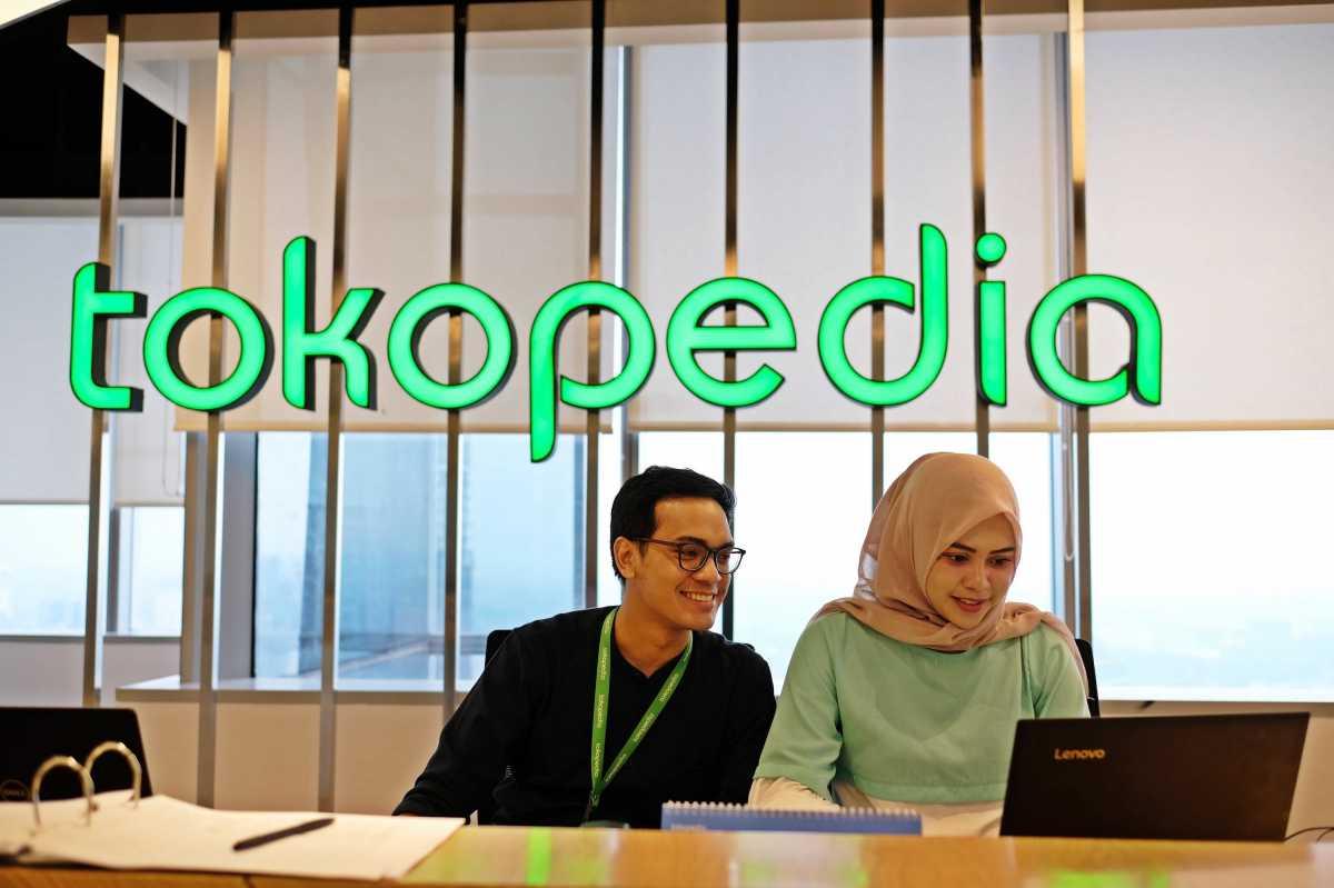Tokopedia Tak Bisa Ungkap Nilai Pendanaan Google dan Temasek
