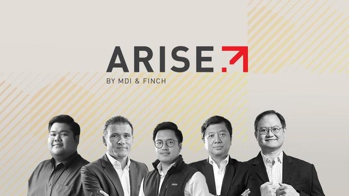 Buat Angel Investor di ASEAN, MDI Ventures Gandeng Finch Capital Buat Arise