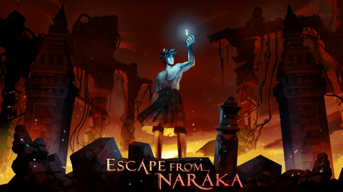 Escape from Naraka, Game buatan Yogyakarta Gandeng Publisher Jerman