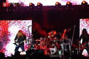 Megadeth di Hammersonic 2017 / © Ari Setiyawan