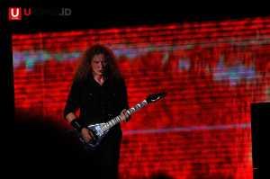 Dave Mustaine, Megadeth  / © Ari Setiyawan