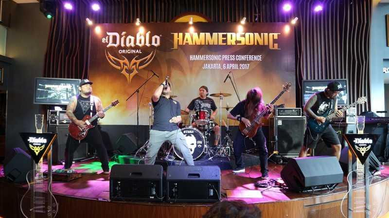 El Diablo Gandeng Kembali Hammersonic