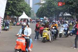 Peserta Jakarta Mods Mayday 2017 / © Ari Setiyawan