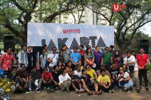 Para peserta Jakarta Mods May day 2017 / © Ari Setiyawan