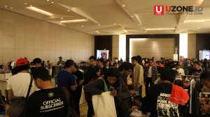 Suasana Record Store Day yang digelar di Kuningan City 21-22 April 2017 / © Ari Setiyawan