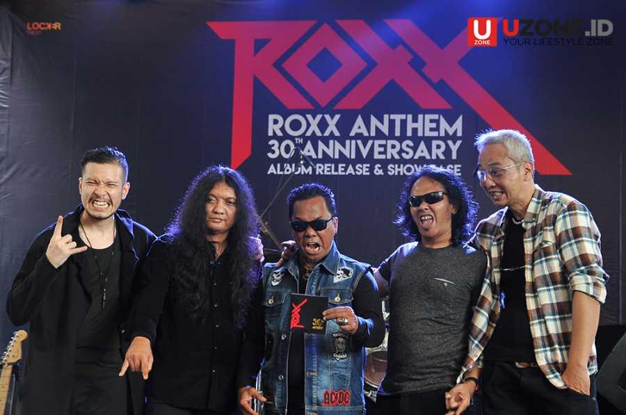 30 Tahun Berkarya, ROXX Rilis Anthem