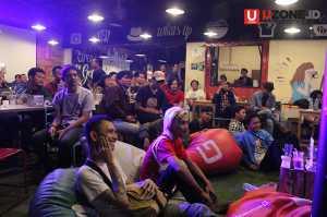 Suasana penonton acara Road to Jakarta Skafes / © Ari Setiyawan