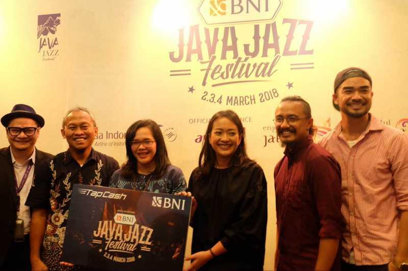 Cara Java Jazz Perkenalkan Anak Turunan Musik Jazz