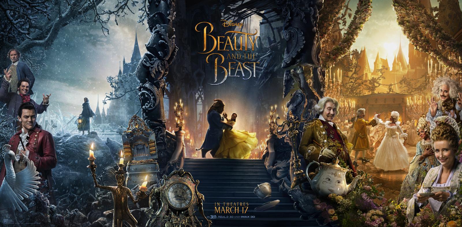 Kutukan Sekuntum Mawar, Persembahan Menarik Disney