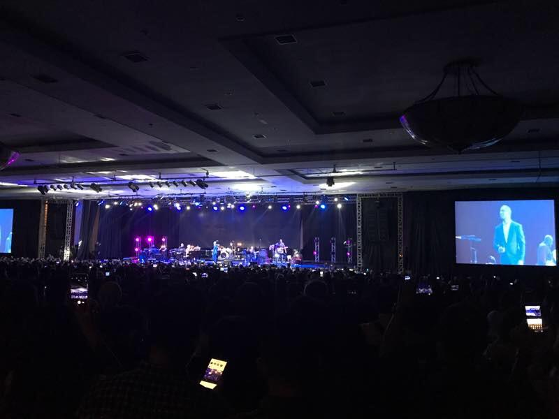 David Foster 'Sihir' Yogyakarta