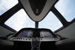Kokpit Alice yang futuristis dan lebih sederhana (Aviation)