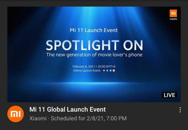 Xiaomi Mi 11 Meluncur Malam Ini Bareng Mi Scooter Pro 2