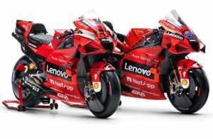 Tampilan Ducati Desmosedici 2021 (motoGP .com)