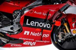 Lenovo jadi sponsor utama mulai musim ini (motoGP.com)