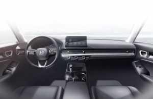 Honda Civic generasi ke-11 akan mendapat fitur lebih canggih (Foto: Honda)