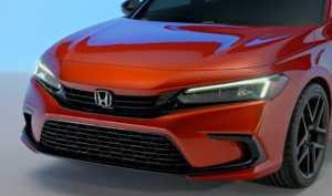 Honda Civic generasi ke-11 akan meluncur 2021 (Foto: Honda)