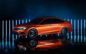Honda Civic generasi ke-11 akan tampil lebih baik (Foto: Honda)