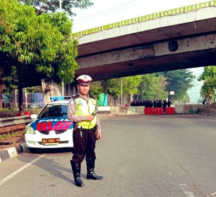 20 Ruas Jalan di Jakarta yang Dialihkan di Malam Tahun Baru