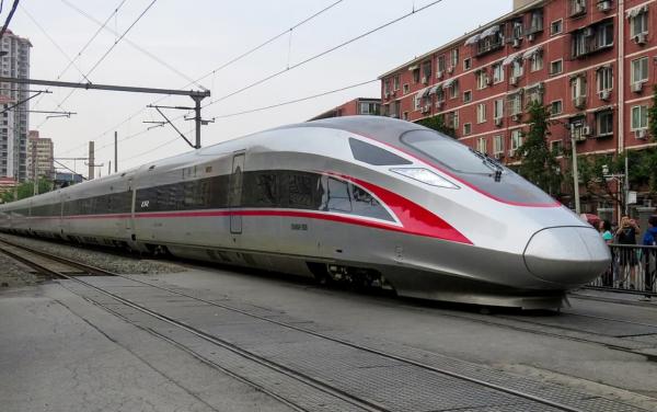 Kenalan Sama Teknologi Canggih Kereta Cepat Jakarta - Bandung