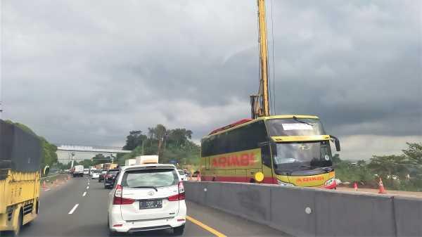 Libur Maulid Nabi, 147 Ribu Kendaraan Tinggalkan Jakarta