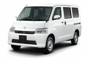 Mazda Bongo jadi kembaran Daihatsu Granmax