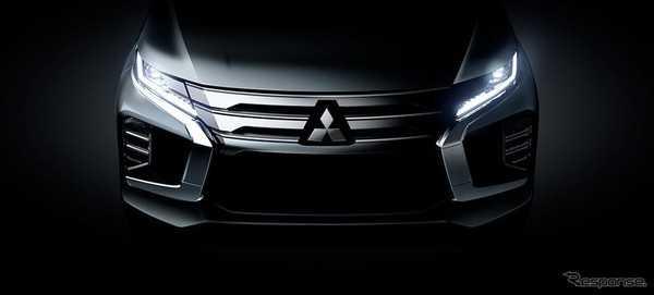 Begini Tampang Mitsubishi Pajero Sport Facelift?