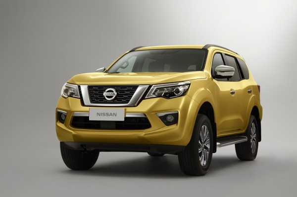 Nissan Resmi Luncurkan SUV Terra