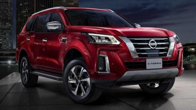 Nissan Terra Facelift Resmi Meluncur, Pakai Kursi Zero Gravitasi
