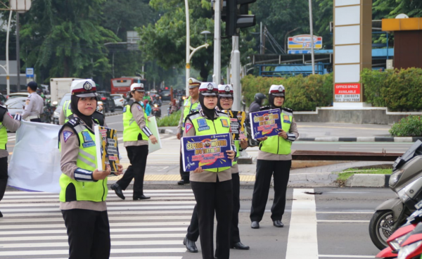 PSBB Resmi Diterapkan di Jakarta, Ini Transportasi yang Dibatasi dan Tidak