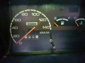 Speedometer Suzuki Carry 1000 masih analog