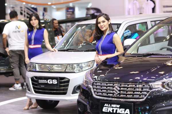 Tutup Tahun 2019,  Suzuki Ertiga dan S-Cross Diskon 30 Jutaan