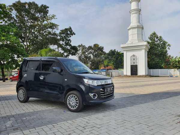 FOTO: Suzuki Karimun Wagon R, Mobil Murah yang Terlupakan