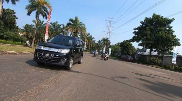 VIDEO: Review Suzuki Karimun Wagon R, Mobil Murah yang Terlupakan