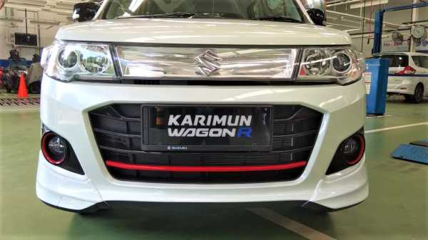 Review Suzuki Karimun Wagon R 50th Anniversary Edition, Kado Setengah Abad