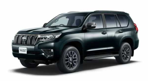 Pajero Dihapus 2021, Toyota Land Cruiser Prado Makin Unjuk Gigi