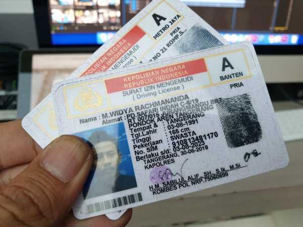 Siapa yang Ulang Tahun Hari Ini? Bisa Bikin SIM Gratis!