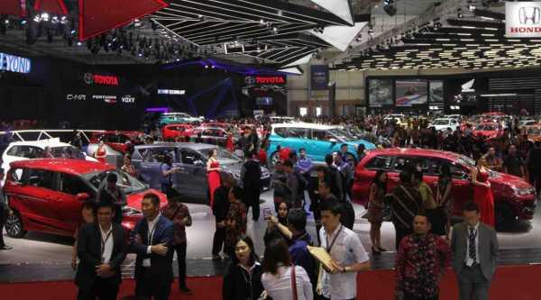 Rontoknya Penjualan Global Pabrikan Mobil Jepang